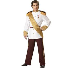 Kostüm des Prince Charming Elite aus Cindarella
