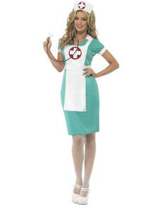 Helferin des Chirurgen Kostüm Classic