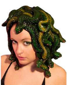 Medusa Maske Skulptur