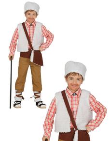 Pastor vom Land Kostüm Set für Jungen