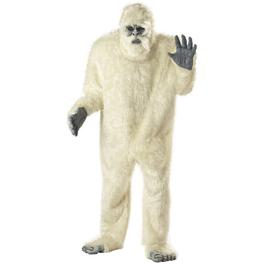Yeti Kostüm Weiß