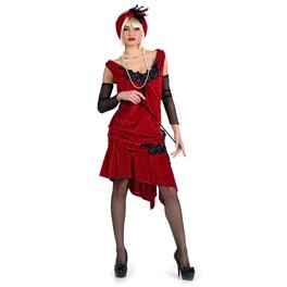 Brokat Charleston Kostüm deluxe